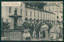 Biella Oropa cartolina QQ6469