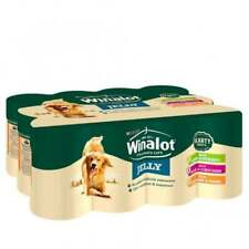More details for winalot hearty duos in jelly tin dog food 12x400g