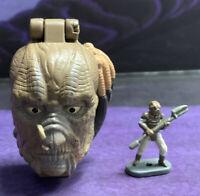 Weequay Star Wars Micro Machines 1996 Transforming Mini Head Play Set