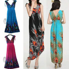 Polyester Floral Petite Dresses for Women