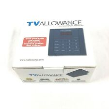 TV ALLOWANCE - Television Time Manager - LIMIT TV & Video Game Time