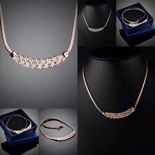 Modeschmuck-Halsketten & -Anhänger im Collier-Stil mit Diamant für Damen