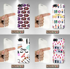 Cover For LG, OPPO, Personalized, Silicone, Soft, Complexion, Trick, Name, Woman