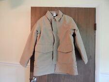 Mens Heavy Nomex Lion Flame Retardant Jacket,40 42 Medium, Tan, New w/tags