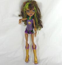 Monster High Power Ghouls Clawdeen Wolf As Wonder Woof Doll