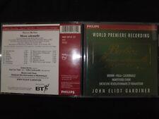 CD BERLIOZ / MESSE SOLENNELLE / GARDINER /