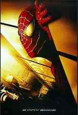 SPIDER-MAN Tobey Maguire One Sheet Film Cinema Poster Only 27x40 Theatre SizeNEW