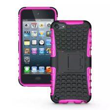 Apple iPod Touch 5 6 Outdoor Case TPU Skidproof Reifen Profil Schutz Hülle Pink