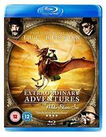 The Extraordinary Adventures of Adele Blanc-Sec [Blu-ray] [DVD][Region 2]