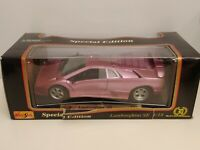 1994/1995 Lamborghini SE - Purple 1:18 Scale | Maisto Special Edition Model Car