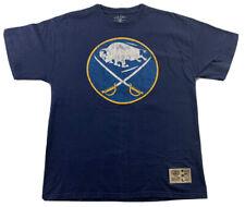 Dale Hawerchuk Buffalo Sabres Nhl Old Time Hockey T Shirt Large