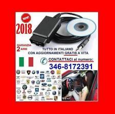 DIAGNOSI AUTODIAGNOSI ITALIANO OBD reset centralina tester lettore AUTO FURGONI