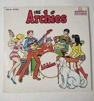The Archies 1968 LP Vinyl Record KES-101 RCA RARE PROMO CALENDAR VG+ /VG+