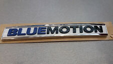 NEU Original Genuine Logo Emblem Aufkleber Passat B8 Golf  - BLUEMOTION