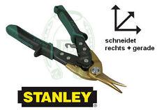 Blechschere Stanley FatMax xtreme rechts+gerade 250mm 0-14-208