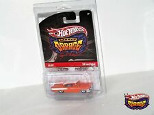 Hot Wheels Larry'S Garage '58 Ford Edsel Mint On Card With Protecto Case