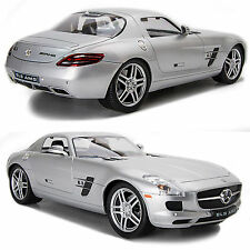 Mercedes-Benz SLS Coupe Radio controlled Model Car RC with Light Licensed