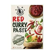 Flying Goose Red Curry Paste (All Natural Gluten Free Product)