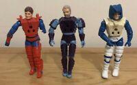 Visionaries Vintage Figures Bundle 1980 Hasbro