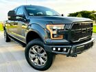 2016 Ford F-150 LARIAT SPORT LIFTED 4X4 MSRP $66K NO RESERVE!! 2015,2016,2017 CADILLAC, GMC, DODGE, GT, FORD, TURBO, LIFTED RAM,CHEVROLTE, JEEP