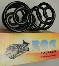 BMW E46 COUPE COMPACT SALOON REAR COIL SPRING PAIR ROC BRAND ALSO 33531095713