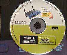 Linksys Wireless-B Broadband Router 4 Port BEFW11S4 Ver. 4  /  2.4 GHz 802.11b