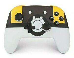 Nintendo Switch Power A Enhanced Wireless Pokemon Ultra Ball Controller