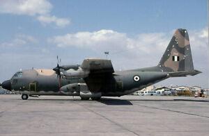 Original aircraft slide HAF C130 742
