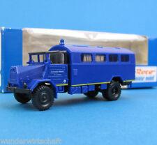 Roco H0 1378 MAN 630 L2A Koffer THW LKW Technisches Hilfswerk HO 1:87 OVP