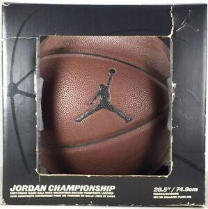 "Jordan ""Championship"" Basketball 2009 (Size 7/29.5)"
