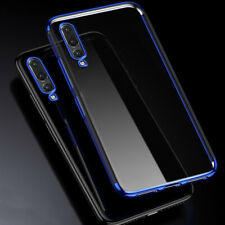 For Samsung Galaxy A10s A20s A30s A50s Luxury Clear Rubber Case Soft TPU Cover