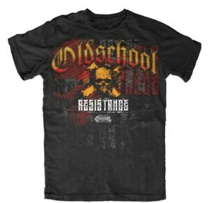 Oldschool Criminal T-Shirt Art of Resistance schwarz