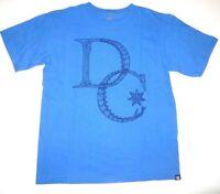 New DC Shoes Boys Youth Garganine Tee Tshirt Shirt Medium