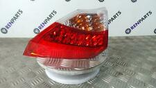 Renault Laguna III PH1 2007-2010 OSR UK Driver Side Outer Tail Light Lamp Red