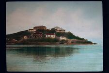 Hand Colored Glass Lantern Slide Image photo Of China Circa 1920 #4