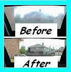 JEEP Wrangler convertible Soft Top PLASTIC WINDOW renewer haze polish cleaner