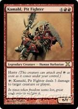KAMAHL, PIT FIGHTER Tenth Edition MTG Red Creature — Human Barbarian RARE