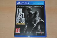 The Last of Us Remastered PS4 Playstation 4 **FREE UK POSTAGE**