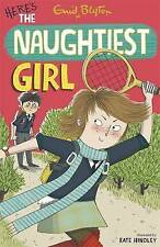 The Naughtiest Girl: Here's The Naughtiest Girl: Book 4, Very Good Condition Boo
