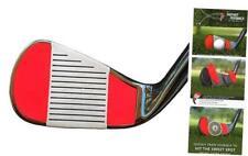 SwingMagic iS1 Impact Trainer – Golf Training Aid & Center Iron steel Right