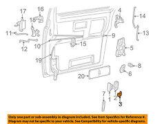 GM OEM Front Door-Lock Cylinder 12502669