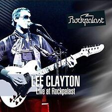 LEE CLAYTON - LIVE AT ROCKPALAST (1980) CD + DVD NEU