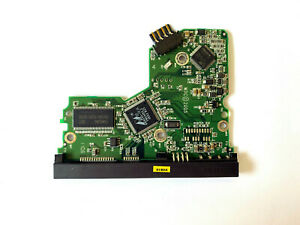 "Western Digital 3.5"" SATA PCB Logic Board WD1600JS-75NCB2, 2061-701335-B00 AH"