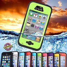NEWEST WATERPROOF SHOCKPROOF DIRTPROOF DURABLE CASE FOR APPLE iPhone 4/4s HOT