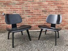 HERMAN MILLER EAMES AUTHENTIC LCW CHAIR (2 Available)