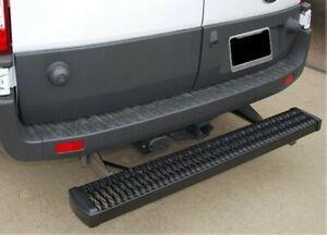 "NEW Mercedes-Benz Sprinter 2007-Present - 7"" Rear Step Running Board Kit"
