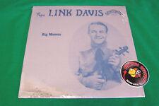 Papa Link Davis Big Mamou Country/Americana LP NEW Crazy Cajun CCLP-1004 Piranha