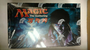 MAGIC THE GATHERING CHINESE SHADOWS OVER INNISTRAD BOOSTER BOX SEALED