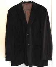 Prontomoda Elite Mens Jacket Blazer Cashmere Fee Designed in Italy Size 46R