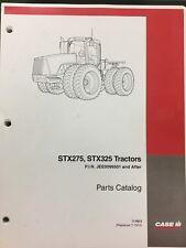 CASE IH STX275 STX325 parts catalogue